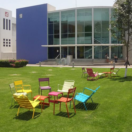 Muebles Luxembourg - Fermob Mexico